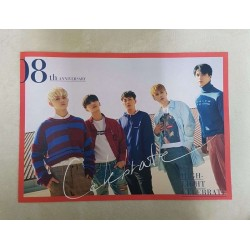 K-POP Highlight 2nd Mini Album [CELEBRATE] D Ver. OFFICIAL POSTER -NEW-